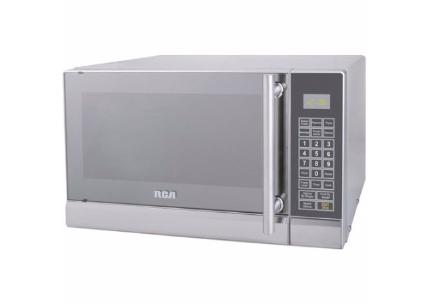 RCA 0.7-cu ft Microwave, Stainless Steel